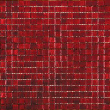 Glass Mosaics San Marco Red