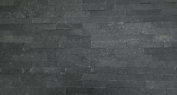 Steenstrips Black Prijs Per 0,50 M²