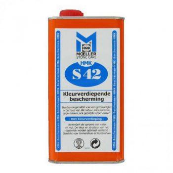 HMK Moeller Stone Care S42 Kleurverdiepende Bescherming