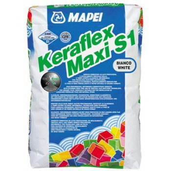 MAPEI Keraflex Grijs Tegellijm 25 Kg S1