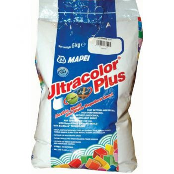 Natuursteen Voegsel Antraciet 114 MAPEI Ultracolor PLUS