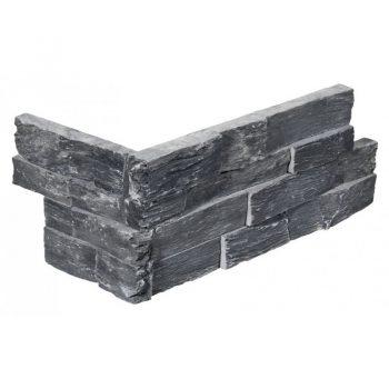 Stone Panel Black Slate