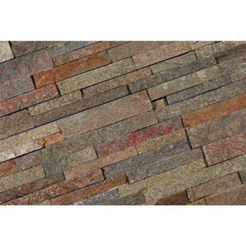 Stone Panel Rusty Quarzite